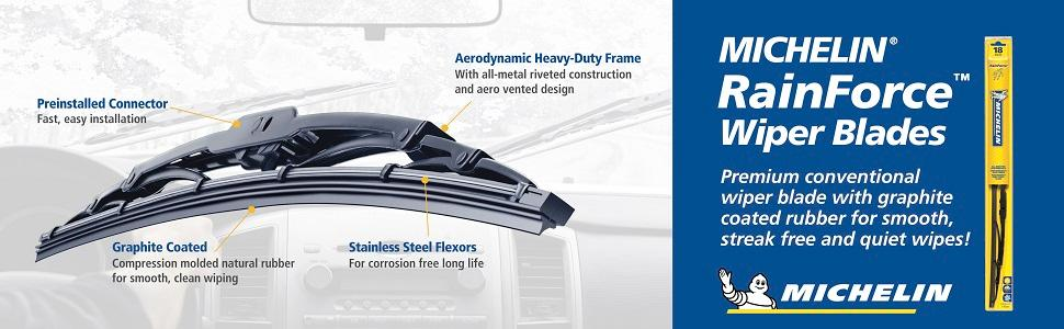 CP2121S Continental Direct Quality Aero Front Car Windscreen Wiper Blades Pair
