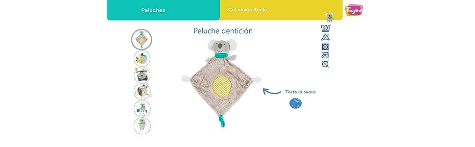 Cubo De Actividades Peluche Koala Tigex