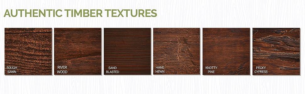 Amazon Com Ekena Millwork Manuhh08x12x72zh Hand Hewn Faux Wood Fireplace Mantel 8 H X 12 D X 72 W Premium Hickory Home Improvement