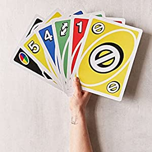 Each Card Measures 74 X 101 For Giant Sized Fun