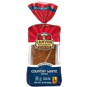 Canyon Bakehouse Gluten-Free Country White Bread