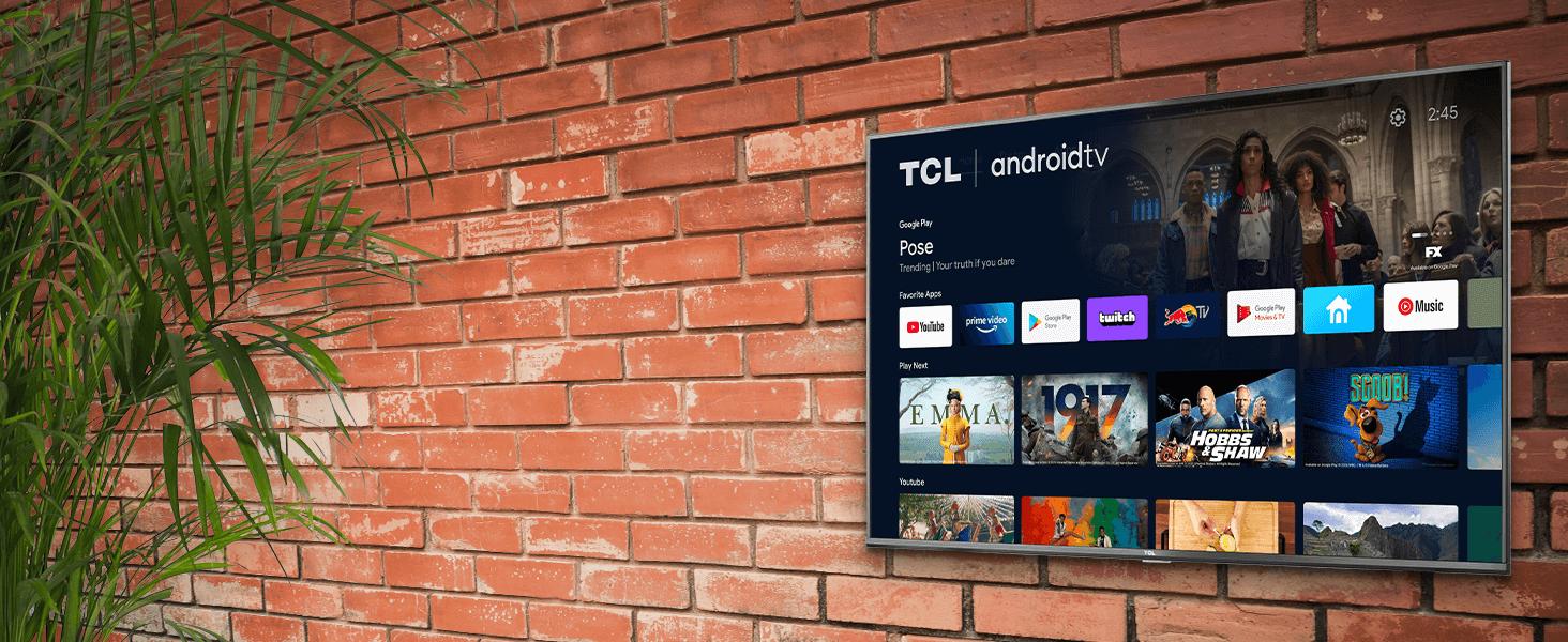 Simple, Speedy Home Screen