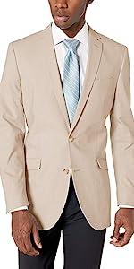 Chambray blazer, slim fit, sportcoat