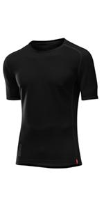L/ÖFFLER Herren Shirt Hr Windstopper Shirt La Transtex Light