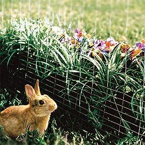 anti rabbit fencing