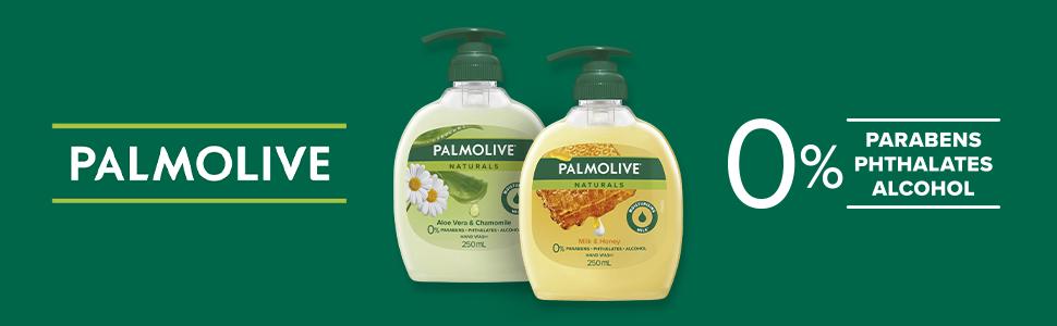 Palmolive Naturals Hand Wash Range