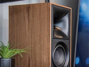 The Fives powered speaker system, Klipsch