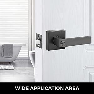 passage door handle