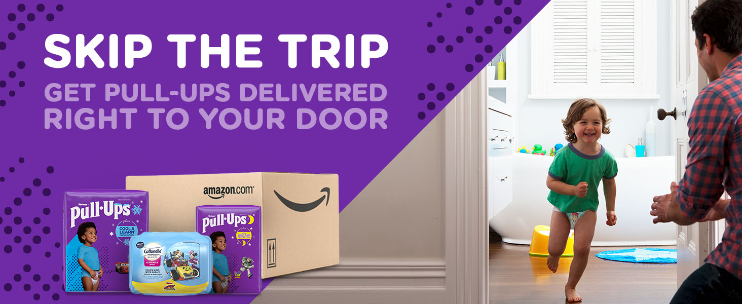Save time and money with Amazon Subscribe & Save.