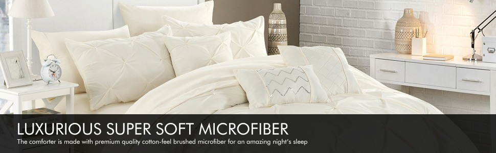 Luxurious Super Soft Microfiber