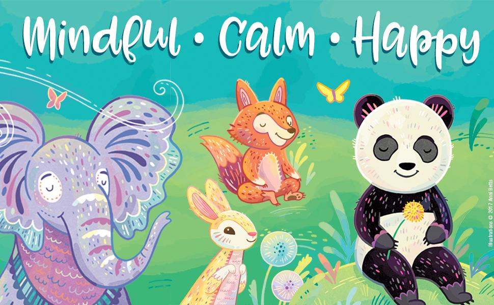 Breathe Like a Bear, Mindful, Calm, Happy