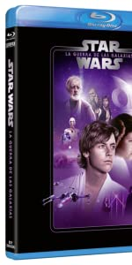 star wars a new hope pack una nueva esperanza dvd