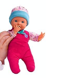 Amazon.es: Nenuco de Famosa Da Besitos, muñeca bebé con