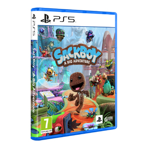 ps5, sackboy a big adventure, playstation, playstation 5, platforme