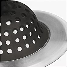 Amazon Com Oxo Good Grips Silicone Sink Strainer Food