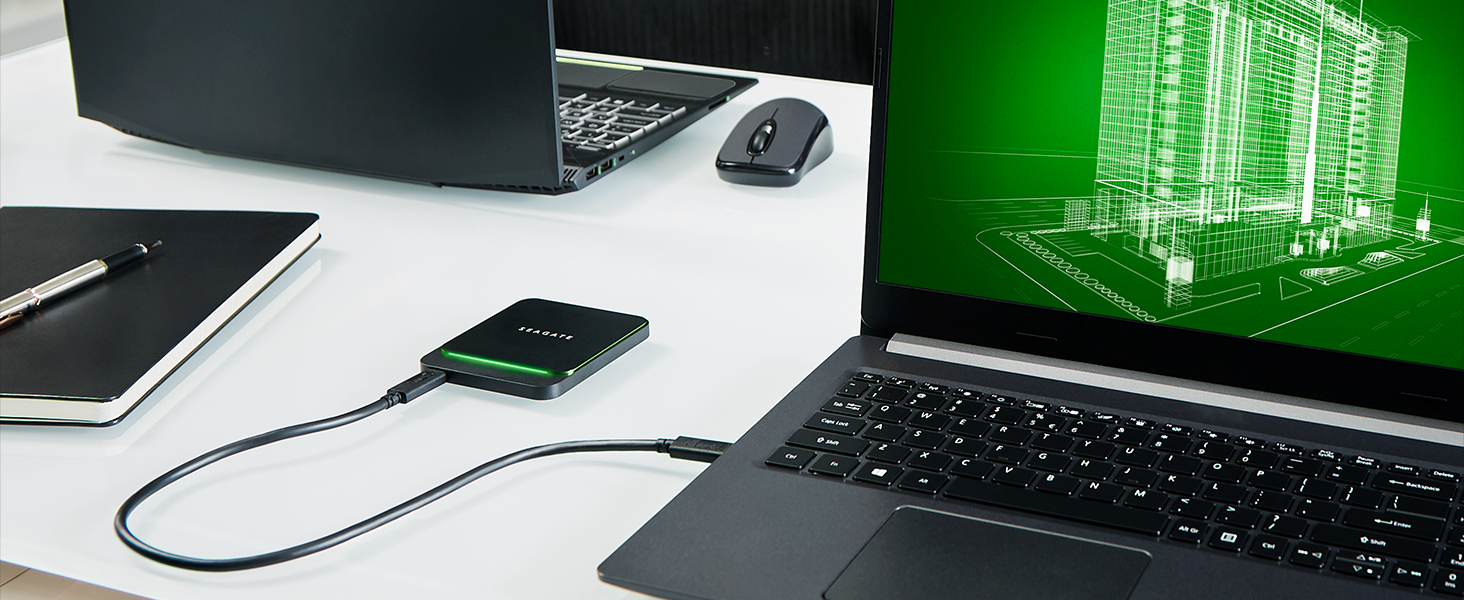 BarraCuda Fast SSD Hotspots