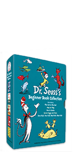 Dr. Seuss's Beginner Book Collection books for babies baby book set
