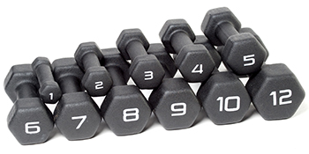 weight set, dumbbell set