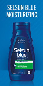 Selsun Blue Moisturizing Shampoo