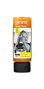 Steens UMF 5+ Raw Manuka Honey
