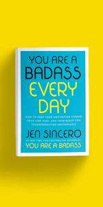 You're a Badass Series, You're a Badass At Making Money, Jen Sincero