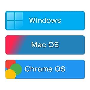 各種OS対応