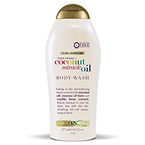 OGX Coconut Oil Miracle body wash