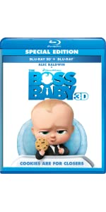 boss baby, dreamworks, animation, animated, family, comedy, alec baldwin, dvd, 3d, blu-ray, 4k, book
