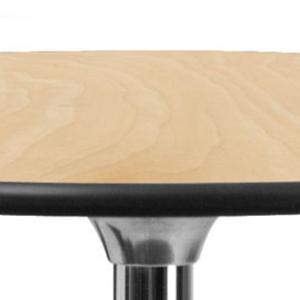 Amazon.com: Mesa de cóctel Flash Furniture redonda de ...