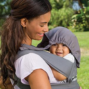 Amazon Com Infantino Sash Wrap And Tie Baby Carrier Baby