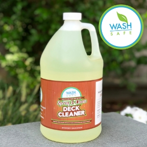 Amazon.com: Wash Safe Industries WS-SC-1G Clear Spray and