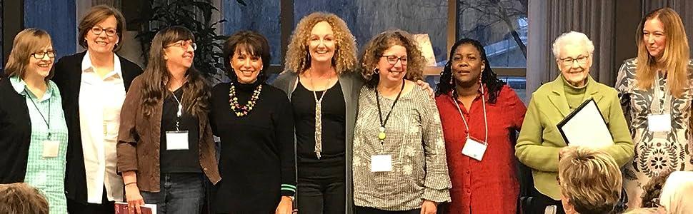 The Wonder Years, Ann Voskamp, Brené Brown, Leslie Leyland Fields, Madeleine L'Engle, Joni Tada