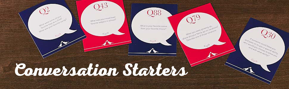 Christian Art Gifts Conversation Starters for Couples Boxed Cards by Gary Chapman