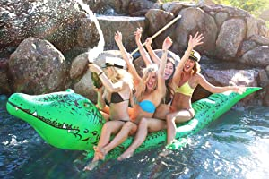 Amazon.com: GoFloats Flotadores de piscina hinchables ...