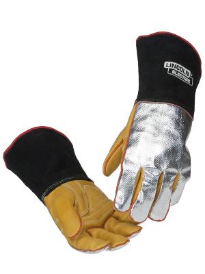 WFZSWD Anti-Heat-Work Welder-Gloves Metal Hand-Tools Fireproof Durable for Pair//Set