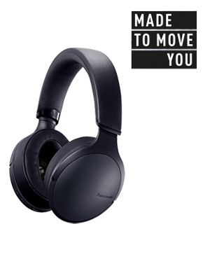 Panasonic Bluetooth Kopfhörer Rp Hd305be K Schwarz Elektronik