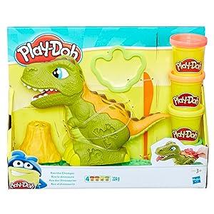 Mucho más Play-Doh