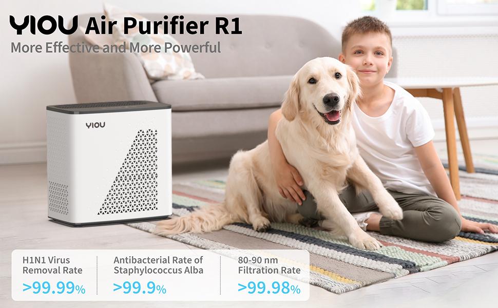 Hepa air purifier air purifiers for home & kitchen bedroom smoke buddy amazon home odor eliminator