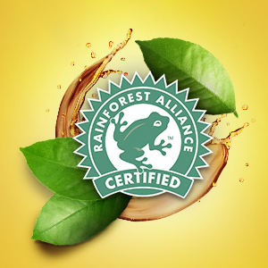 100% Rainforest Alliance