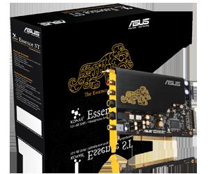 Asus Essence Stx Ii Soundkarte Snr Computer Zubehör