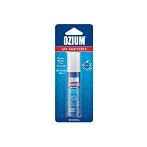 Ozium, OZIUM Air Spray, Air Freshener, Air Sanitizer, Sanitizer, Clean Air, Smell, Odor Eliminator