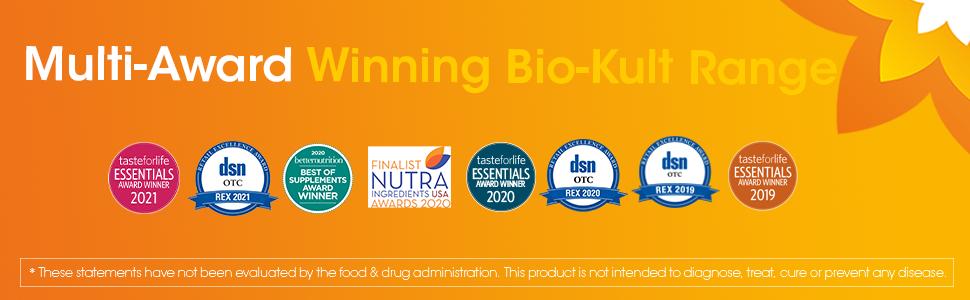 biokult, best probiotics, award winning probiotics, probiotics mood