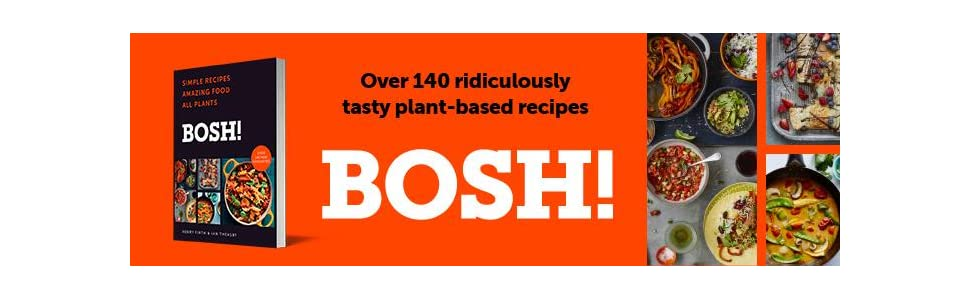 Bosh Vegan Food Recipes