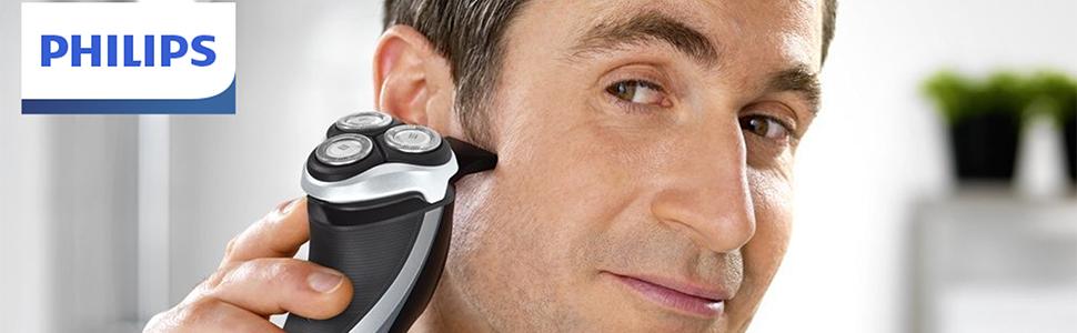 Philips PT860/16 Power Touch - Afeitadora eléctrica con cabezales ...