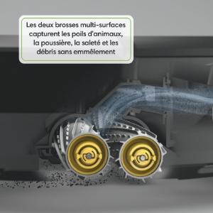 brosse aspirateur irobot
