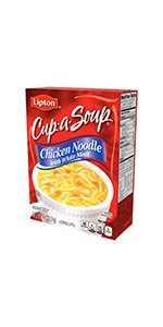 Lipton Instant Soup Mix Cream of Chicken 2.4 oz