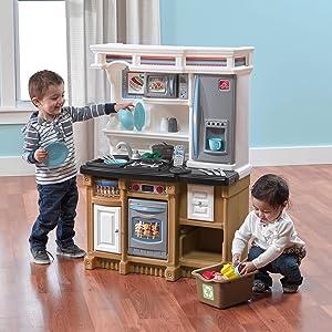 step2 lifestyle custom kitchen playset - Step2 Lifestyle Custom Kitchen