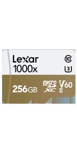 1000x microSD