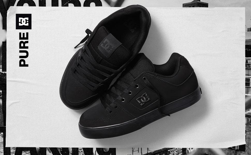 DC Shoes, Pure, skateboarding