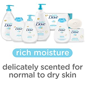 About Baby Dove Rich Moisture